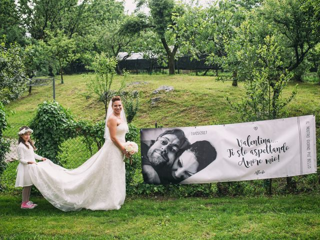 Il matrimonio di Alberto e Valentina a Ameno, Novara 21