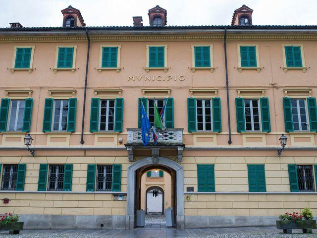 Il matrimonio di Alberto e Valentina a Ameno, Novara 22