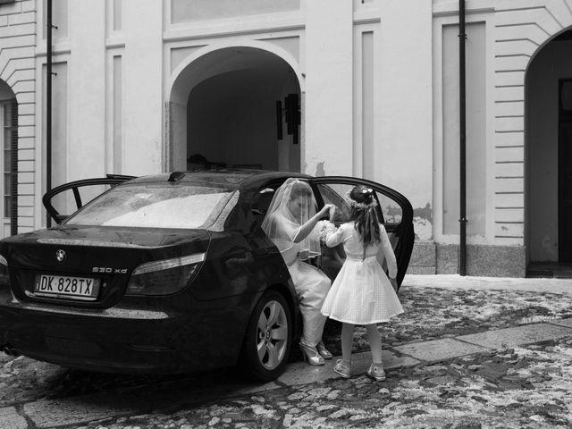 Il matrimonio di Alberto e Valentina a Ameno, Novara 24
