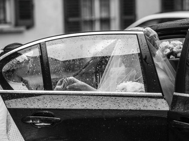 Il matrimonio di Alberto e Valentina a Ameno, Novara 25