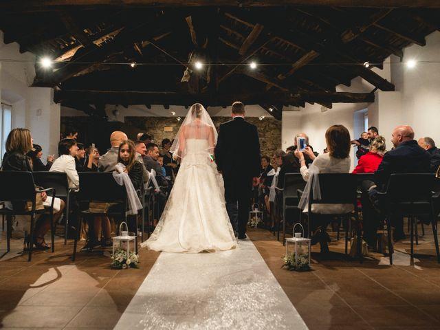 Il matrimonio di Alberto e Valentina a Ameno, Novara 27