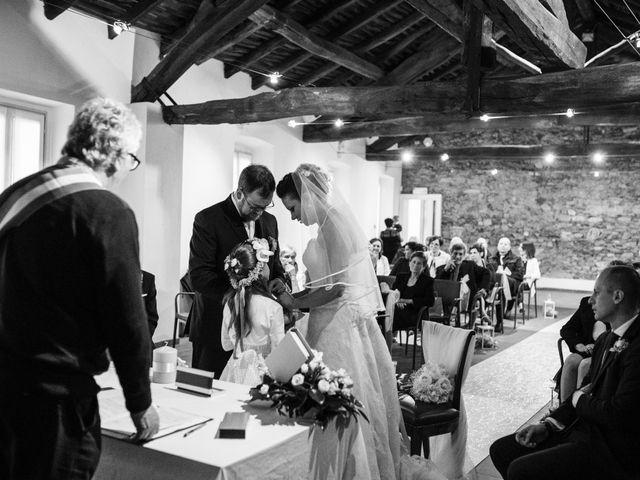 Il matrimonio di Alberto e Valentina a Ameno, Novara 30