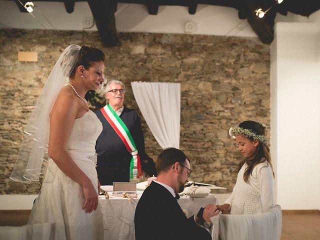 Il matrimonio di Alberto e Valentina a Ameno, Novara 31