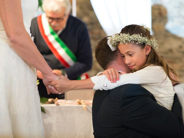 Il matrimonio di Alberto e Valentina a Ameno, Novara 32