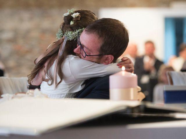 Il matrimonio di Alberto e Valentina a Ameno, Novara 33