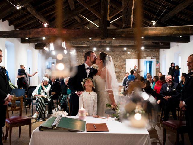 Il matrimonio di Alberto e Valentina a Ameno, Novara 34