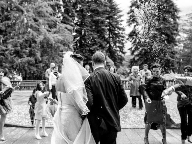 Il matrimonio di Alberto e Valentina a Ameno, Novara 35
