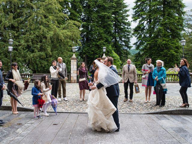 Il matrimonio di Alberto e Valentina a Ameno, Novara 36