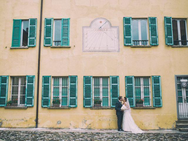 Il matrimonio di Alberto e Valentina a Ameno, Novara 1