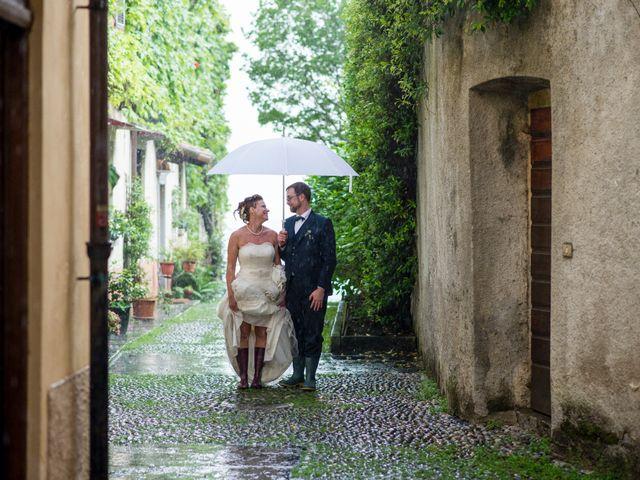 Il matrimonio di Alberto e Valentina a Ameno, Novara 40