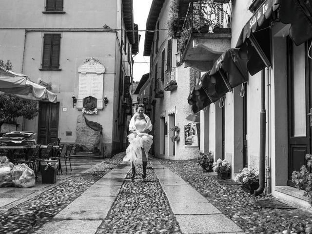 Il matrimonio di Alberto e Valentina a Ameno, Novara 43
