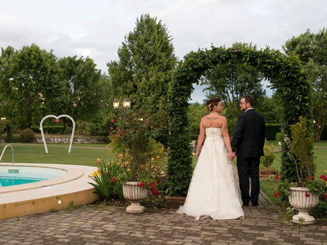 Il matrimonio di Alberto e Valentina a Ameno, Novara 45