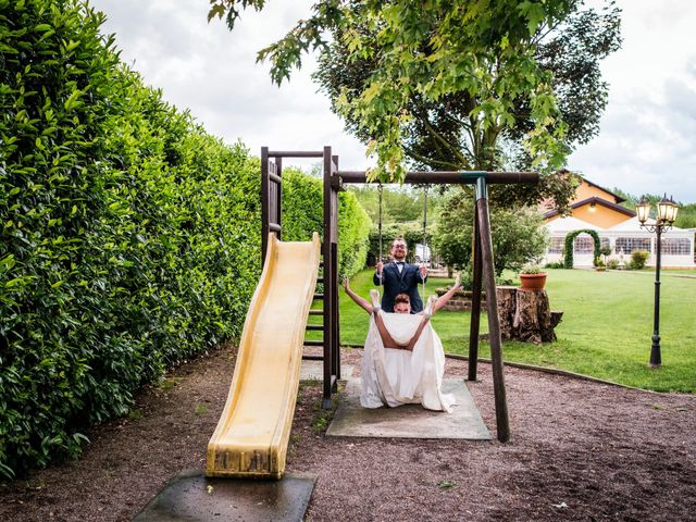 Il matrimonio di Alberto e Valentina a Ameno, Novara 48