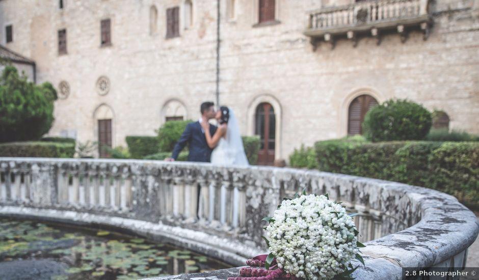 Il matrimonio di Sonia e Dany a Manoppello, Pescara