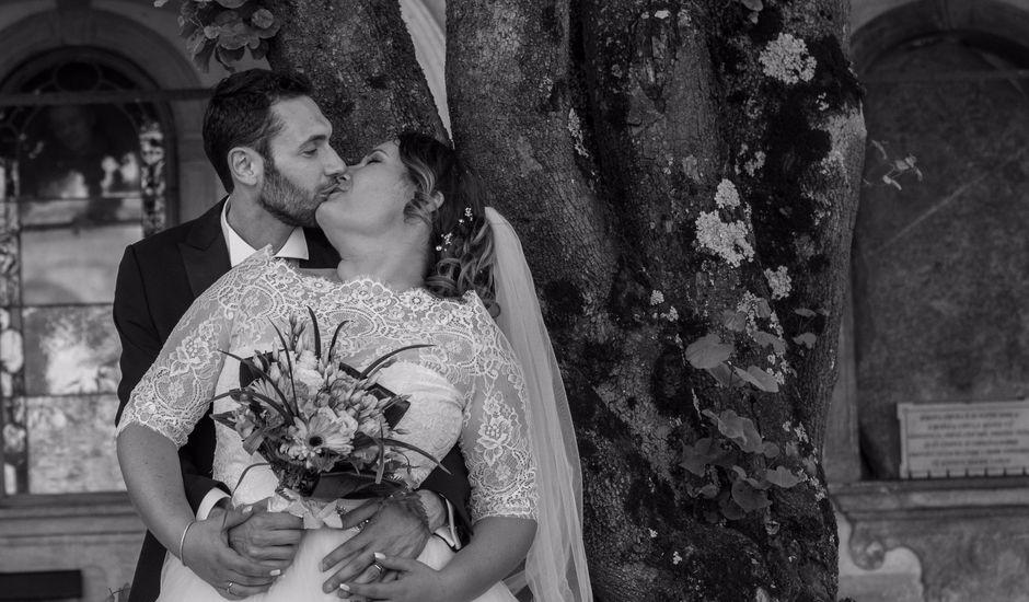Il matrimonio di Alessandro e Chiara a Borgosesia, Vercelli