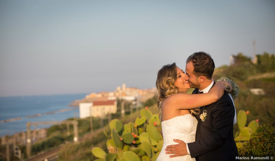Il matrimonio di Mariano e Paola a Roccavivara, Campobasso