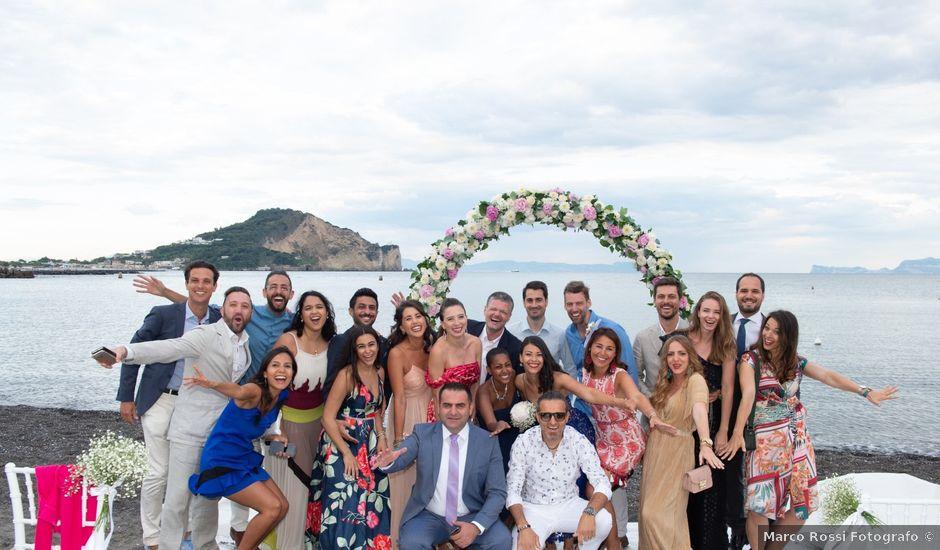 Il matrimonio di Gianluca e Nouf a Bacoli, Napoli