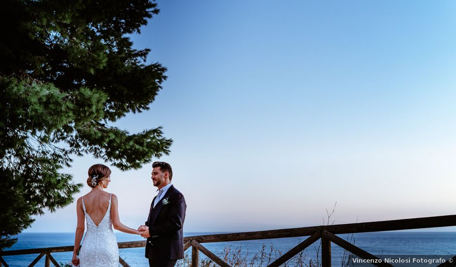 Il matrimonio di Gaspare e Giulia a Sciacca, Agrigento