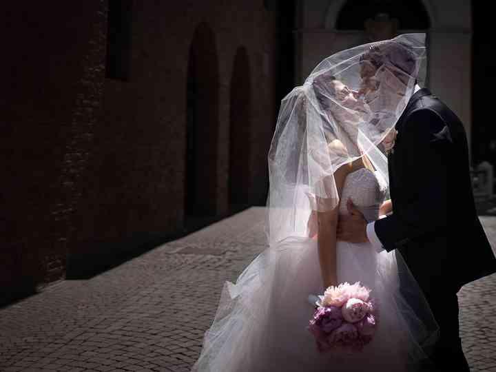 le nozze di Monica e Andrea