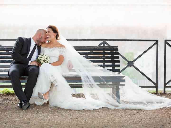 le nozze di Vesna e Mirko