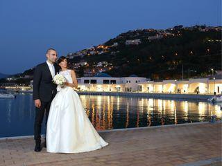 Le nozze di Rosy e Benedetto