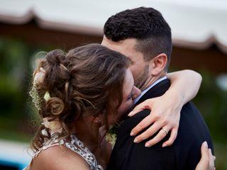 Le nozze di Micaela e Giancarlo