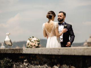 Le nozze di Marina e David