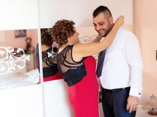 le nozze di Carmen e Alessio 1