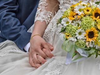 Le nozze di Donatella e Alberto
