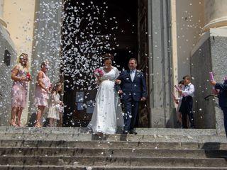 Le nozze di Aurelia e Andrea