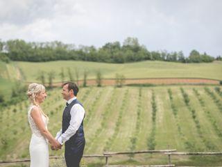 Le nozze di Valentina e Stefano