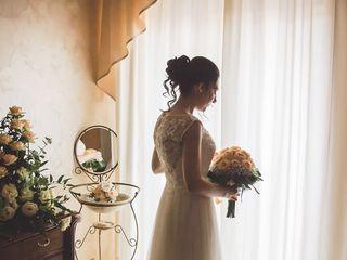 Le nozze di Veronica e Rosario 1