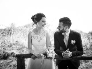 Le nozze di Veronica e Rosario