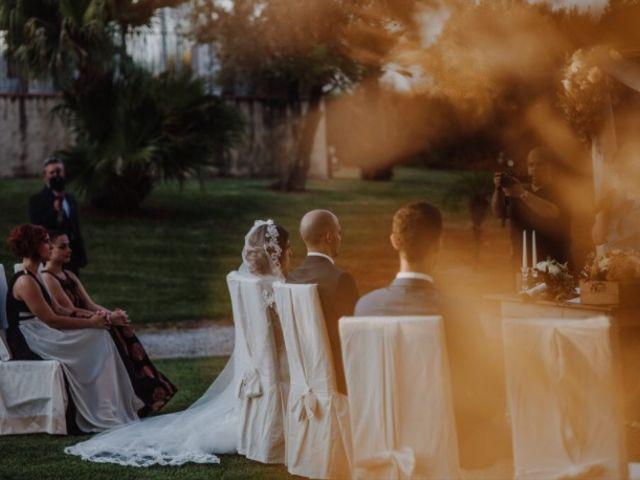 Il matrimonio di Fabio e Ylenia a Lamezia Terme, Catanzaro 26
