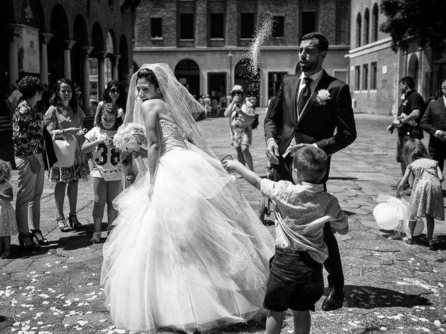 Il matrimonio di Andrea e Monica a Cesenatico, Forlì-Cesena 23
