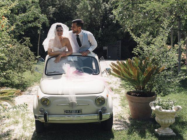 Il matrimonio di Andrea e Monica a Cesenatico, Forlì-Cesena 28