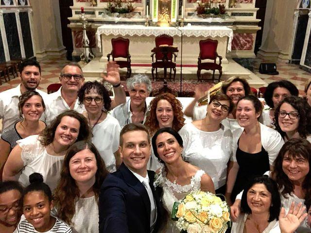 Il matrimonio di Davide e Valeria a Sanguinetto, Verona 5