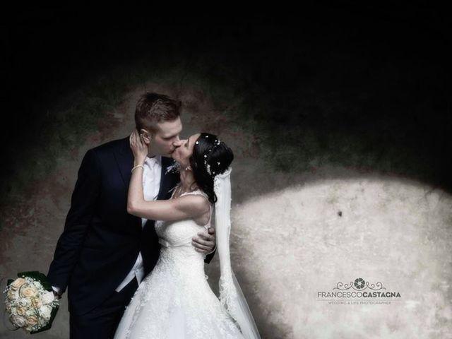 Il matrimonio di Davide e Valeria a Sanguinetto, Verona 7