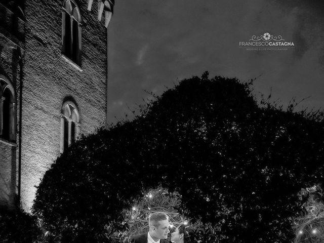 Il matrimonio di Davide e Valeria a Sanguinetto, Verona 8