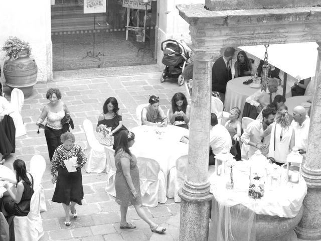 Il matrimonio di Davide e Valeria a Sanguinetto, Verona 2