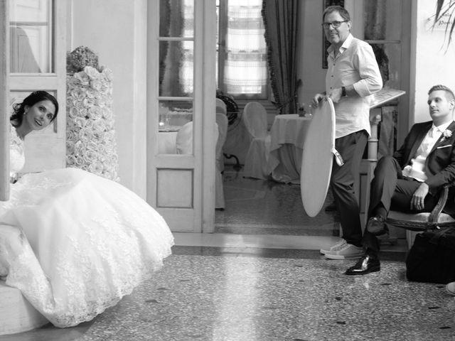 Il matrimonio di Davide e Valeria a Sanguinetto, Verona 15