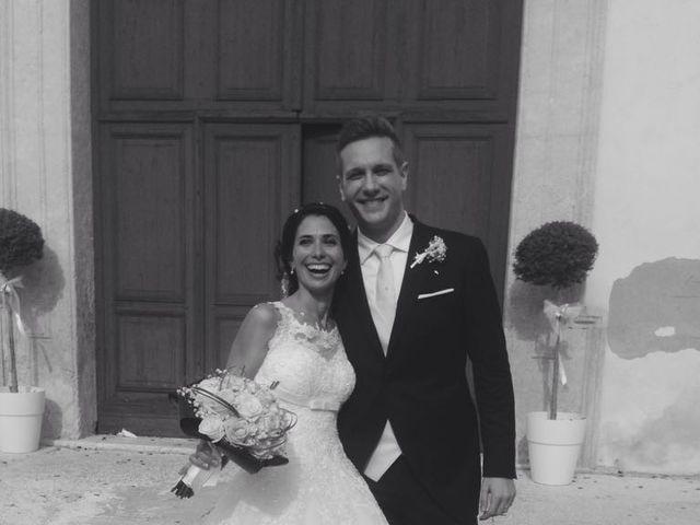 Il matrimonio di Davide e Valeria a Sanguinetto, Verona 18