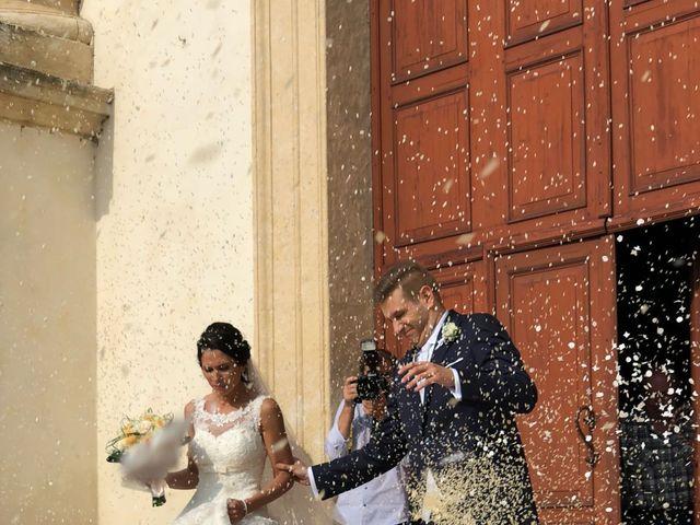 Il matrimonio di Davide e Valeria a Sanguinetto, Verona 25