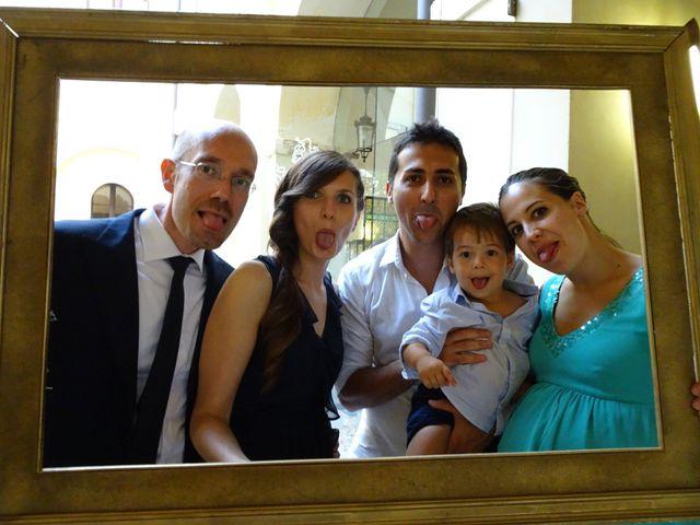 Il matrimonio di Davide e Valeria a Sanguinetto, Verona 31