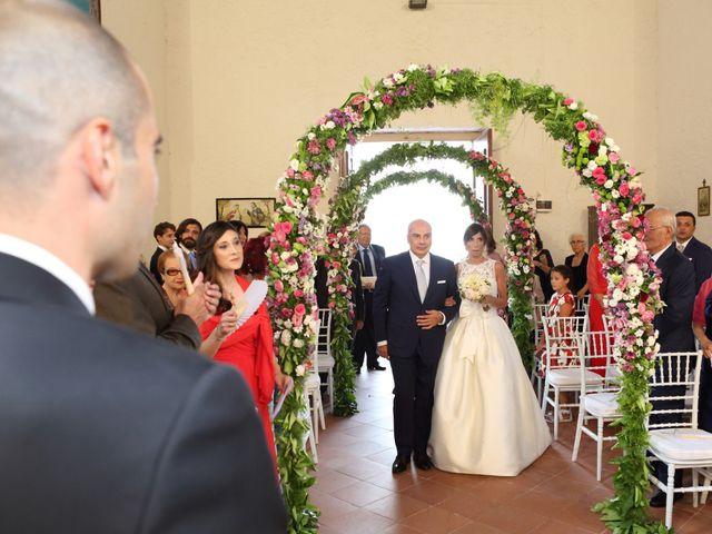 Il matrimonio di Benedetto e Rosy a Capo d'Orlando, Messina 17