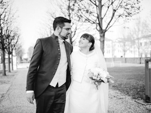 Il matrimonio di Luca e Cristina a Treviso, Treviso 2