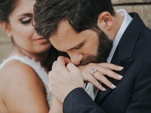Le nozze di Mariasole e Matteo