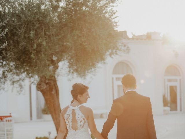 Il matrimonio di Matteo e Mariasole a Manfredonia, Foggia 24
