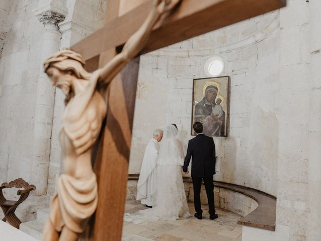 Il matrimonio di Matteo e Mariasole a Manfredonia, Foggia 35