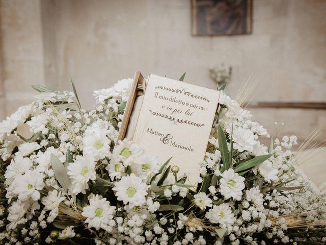 Il matrimonio di Matteo e Mariasole a Manfredonia, Foggia 37